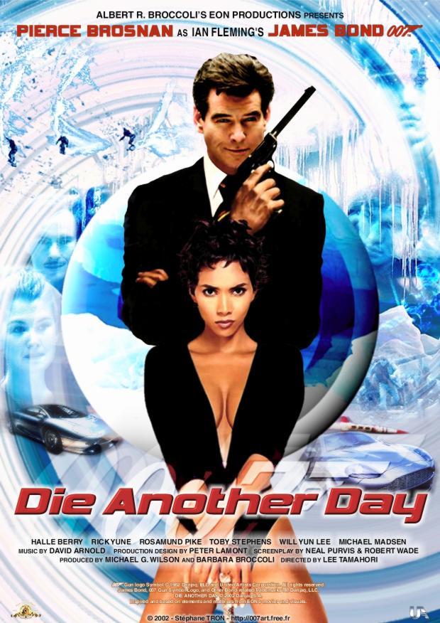 DieAnotherDay poster [Fshare] {Thuyết minh tiếng việt}   Tuyển tập James Bond   Điệp viên 007
